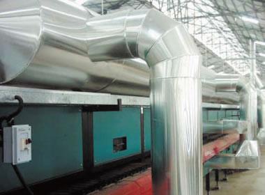 氮气保护推板电隧道窑